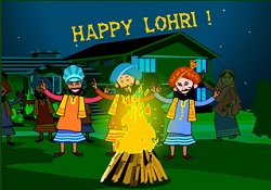 HAPPY LOHRI