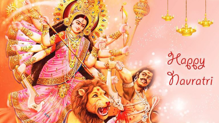 Navratri SMS and Wishes
